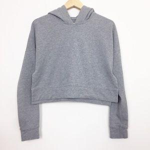 Lululemon | Heathered Gray Cut Above Pullover 8